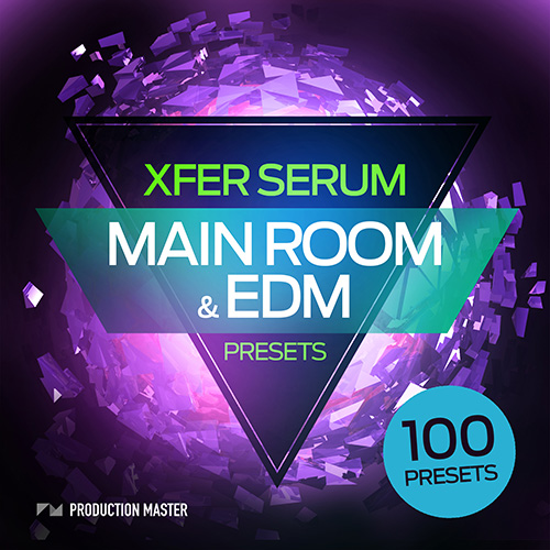 edm sounds for serum synthesizer by xfer records