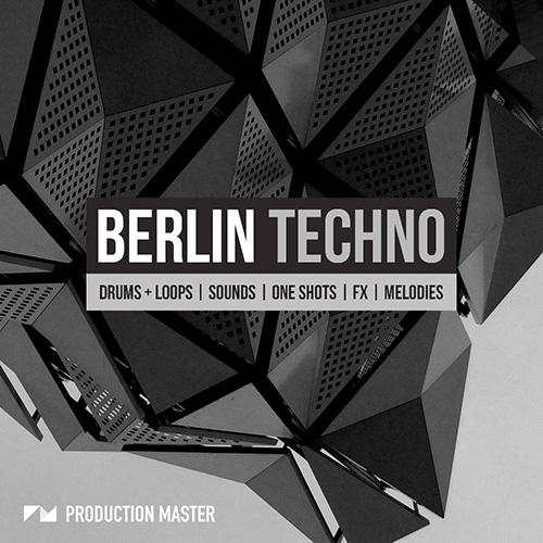 loops and samples for techno music production