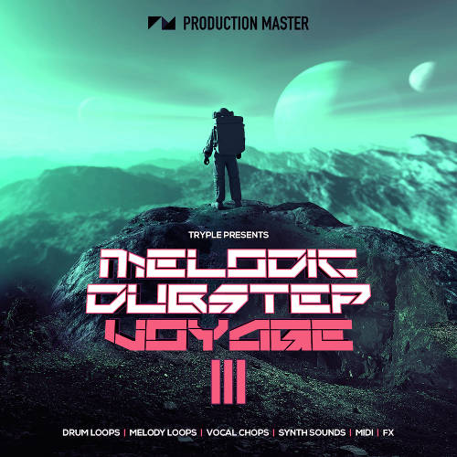 professional melodic dubstep samples by production master