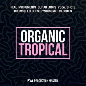 tropical house samples for music creation