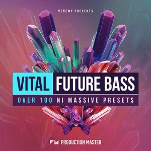 future bass sounds for NI massive vst synth