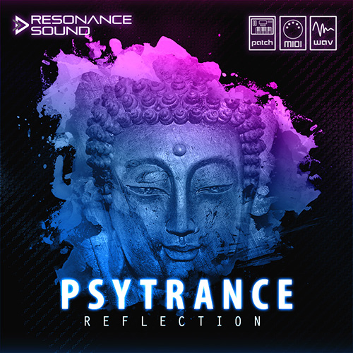 psytrance loops and samples created by datacult