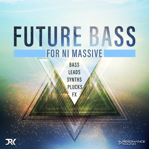 future bass presets for native instruments massive synthesizer