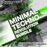 major collection of minimal techno loops and samples by sounds of revolution