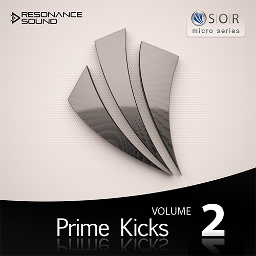 collection of prime kicks for tech house music