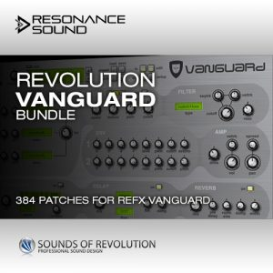 preset bundle for refx vanguard synthesizer