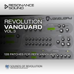 edm patches for refx vanguard vst synth
