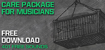 care package for music producers