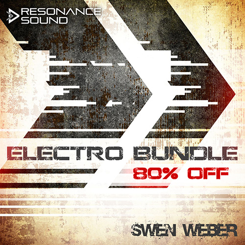 bundle of 3000 electro house samples for producers