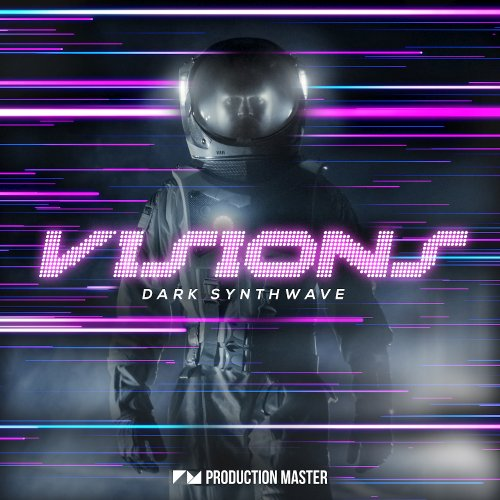 synthwave loops and samples by production master