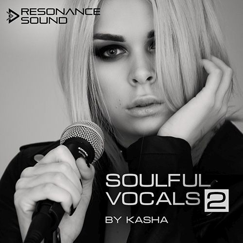 female vocal samples recorded by performer kasha