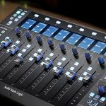 Solid State Logic UF8 Advanced Studio DAW Controller announced