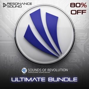 collection of all sample packs by sounds of revolution