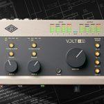 Universal Audio announces Volt audio interfaces
